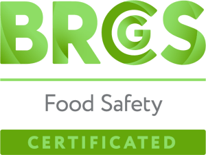 steneker worsten logo brc food certified