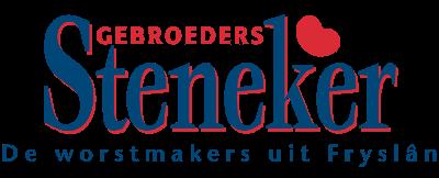 Logo Steneker de worstmakers uit Fryslan