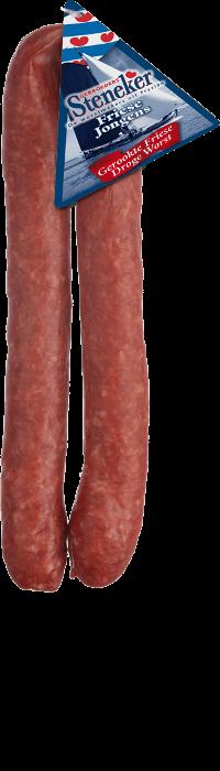 Steneker droge worst friese jongens vers